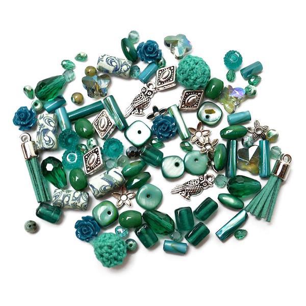 Jesse James, Mini Mix Beads, Baby Blanket