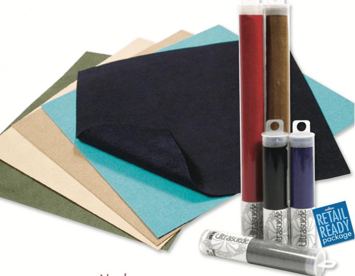 Ultrasuede Beading Foundation Sheets  - PRE ORDER