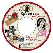 5,000 images  Ephemera Art CD