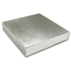 Steel Bench Block, 4x4inch, by The Beadsmith