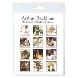 Arthur Rackman 23mm, 4 x 11 inch collage sheet