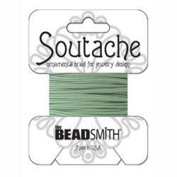 Polyester Soutache Mint 3 yards