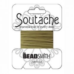 Polyester Soutache Beige 3 yards