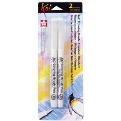 Colourless Blenders 2/Pkg - Koi Colouring Brush
