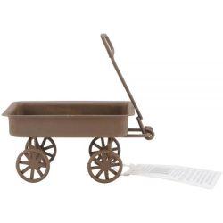 Fairy Accessories - Rusty Tin Wagon