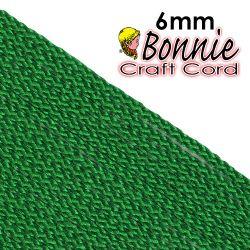 Macrame Cord - Bonnie Cords, Kelly, 6mm 100 yards