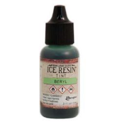 Ice Resin Tint .5oz Beryl Olive