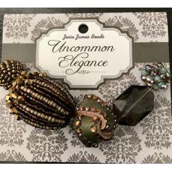 Uncommon Elegance Beads 5/Pkg - Style 9