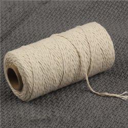 Cotton Cord, 2mm, Creamy Off White, 100 metres