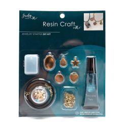 UV Resin Kit Jewelry Starter - RES DIY