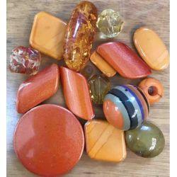 BOKS Bead Mix Sunset 50 grams (Style 1)