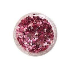 Ice Resin Glass Glitter Shards, Primrose, 13grams