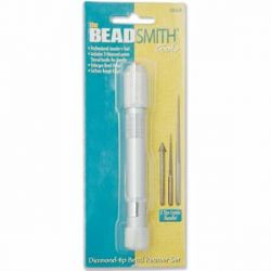 Beadsmith Diamond tip bead Reamer Set