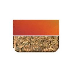 Fuseworks - Dichroic Red COE90, 2x3inch, 1pc
