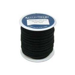 Sof-Suede Lace - black, 1 metre