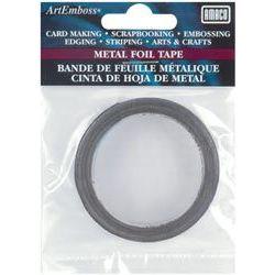 "Metal Foil Tape 1/4""X16 Feet - Aluminum"