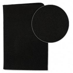 Leather scrap, black, approximately 9-1/4x3-1/2 inches. 1pc