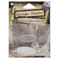 "Blue Moon Design Studio Necklace Kit,  22"",  1set"
