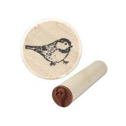 Rubber Stamp Block, 1/2inch, Baby Bird mini