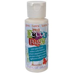 DecoArt Decoupage Glue 2oz Gloss,  59ml