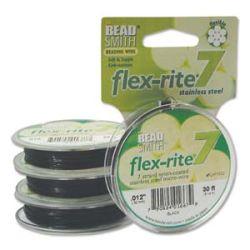 Flexrite 7 Strand .014 Black 30 foot