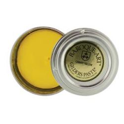 Baroque Art Gilders Paste, Canary Yellow 30ml, 1.5oz - PRE ORDER