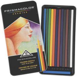 Prismacolor Premier Colored Pencils 12/Pkg - for Adult Colouring
