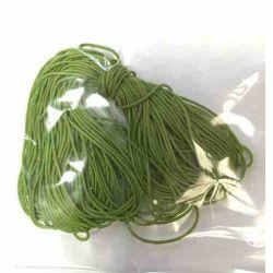 Nylon Beading Thread .5mm, 10 metres, Light Green