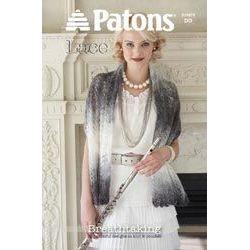 Patons Lace Yarn Pattern Book