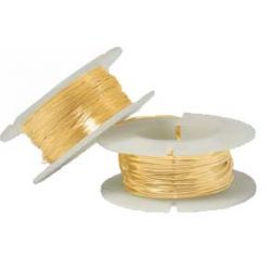 Pre Order 28G DEADSOFT WIRE GOLD-FILLED 57FT(.33MM)  1/2 oz