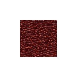 ech Seed Beads 6/0 Ruby crystal lined. 6 strands