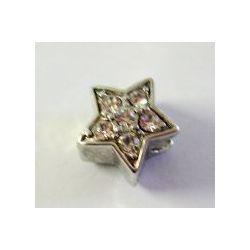 Pandora Style Metal Beads, Star