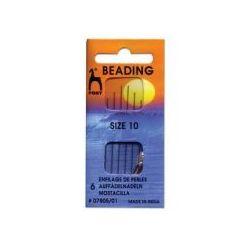 Beading Needles size 11,  6 pcs