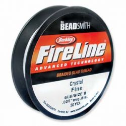 Pre Order Beadsmith Berkley Fireline 20lb - Click to View Range
